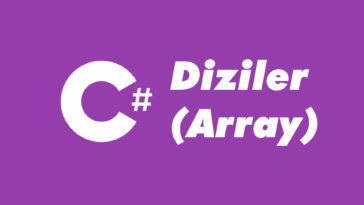 CSharp-diziler-array