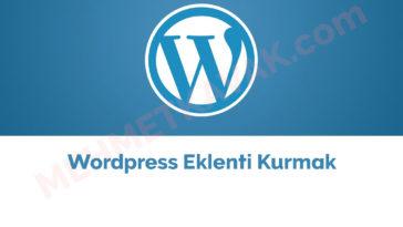 wordpress-eklenti-nasil-kurulur